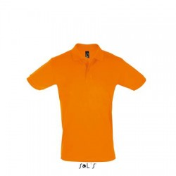 Sol´s galléros piképóló, orange, 3XL